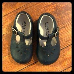 Stride Rite sneaker-bottom shoes